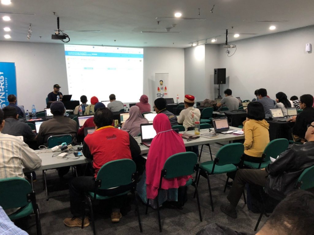 Antusiasme kelas digital marketing Jakarta bagi pebisnis pemula
