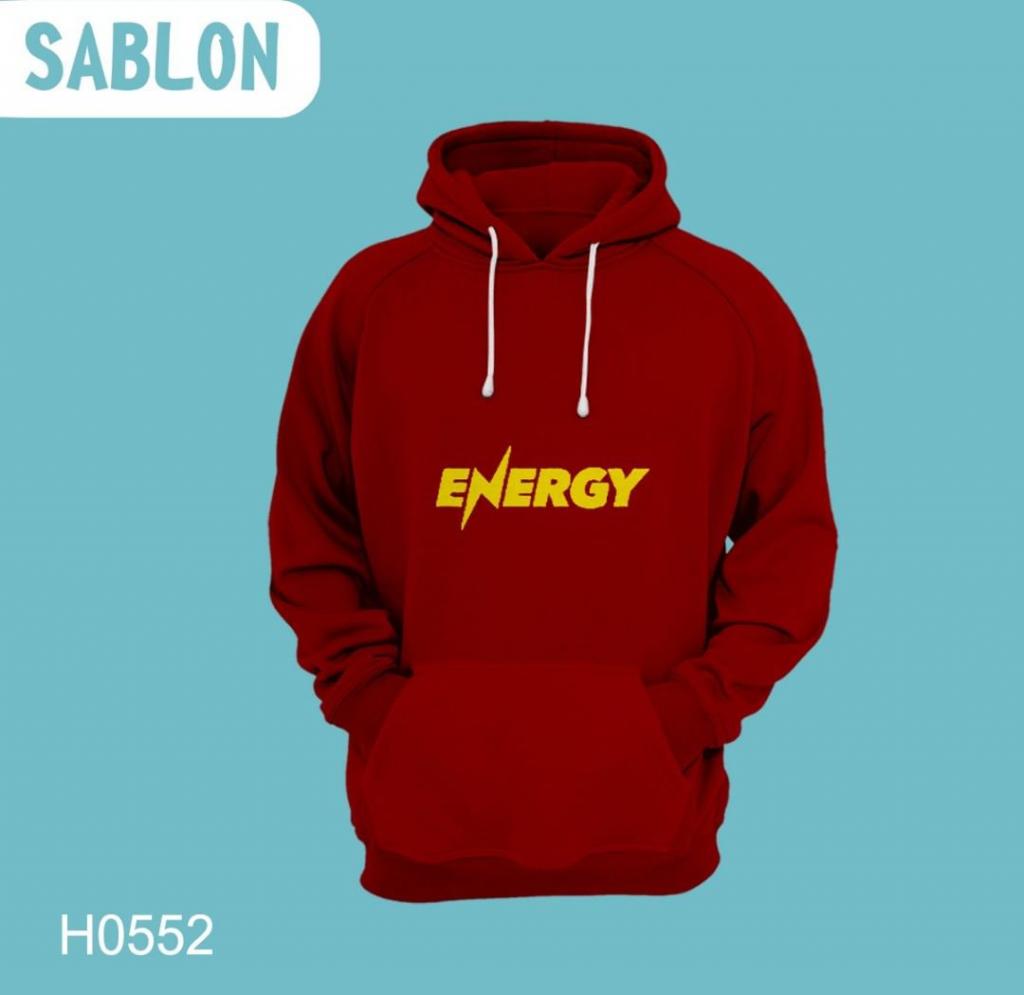 Menjual Custom Hoodie free design Tangerang Selatan