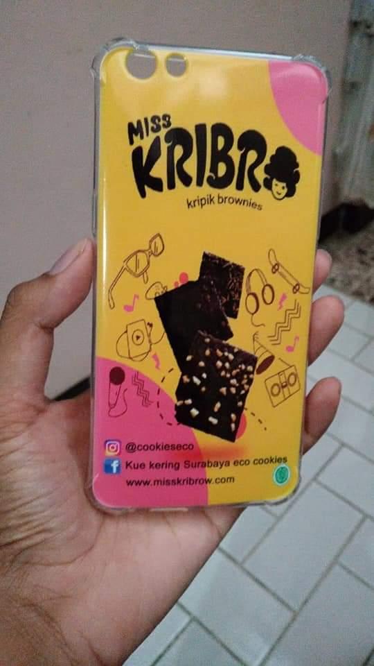 Media Promosi Brand di  Custom Case Hand Phone Online di Lampung