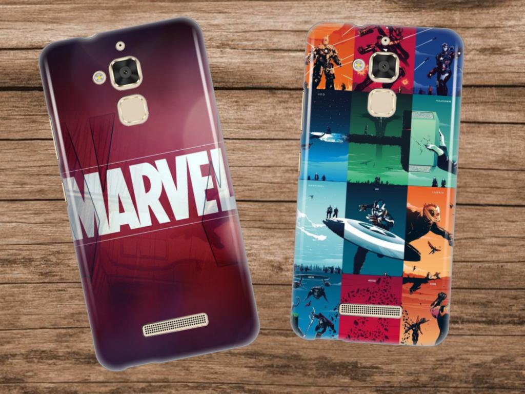 Menjual Custom Case HP Tema Marvel yang hits di Yogyakarta