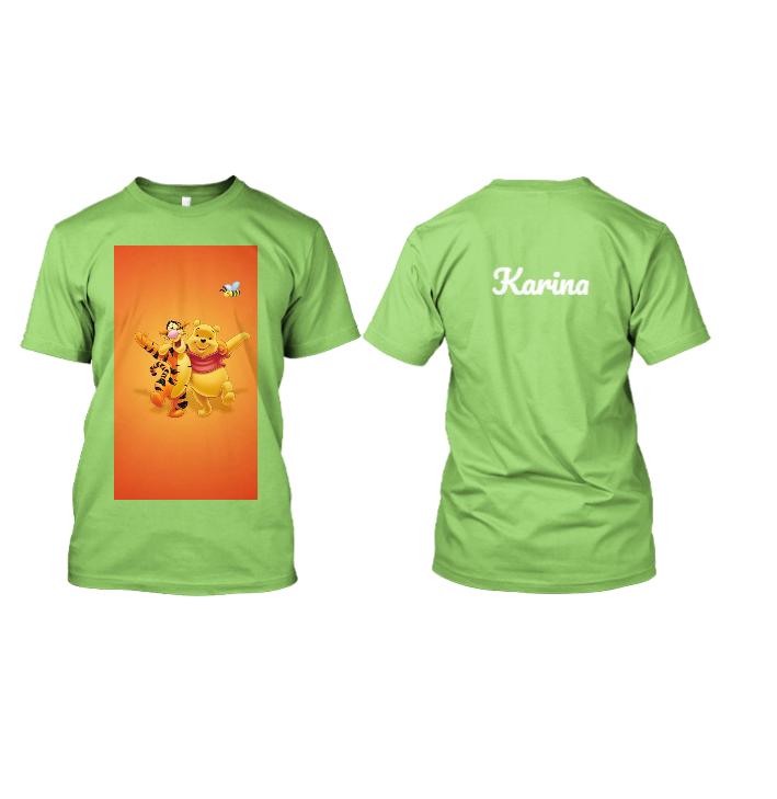 Custom Kaos Outing di Tangerang Selatan