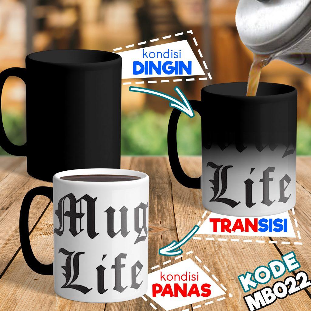 Mug Bunglon Custom untuk Hadiah Istimewa, Barang terlaris