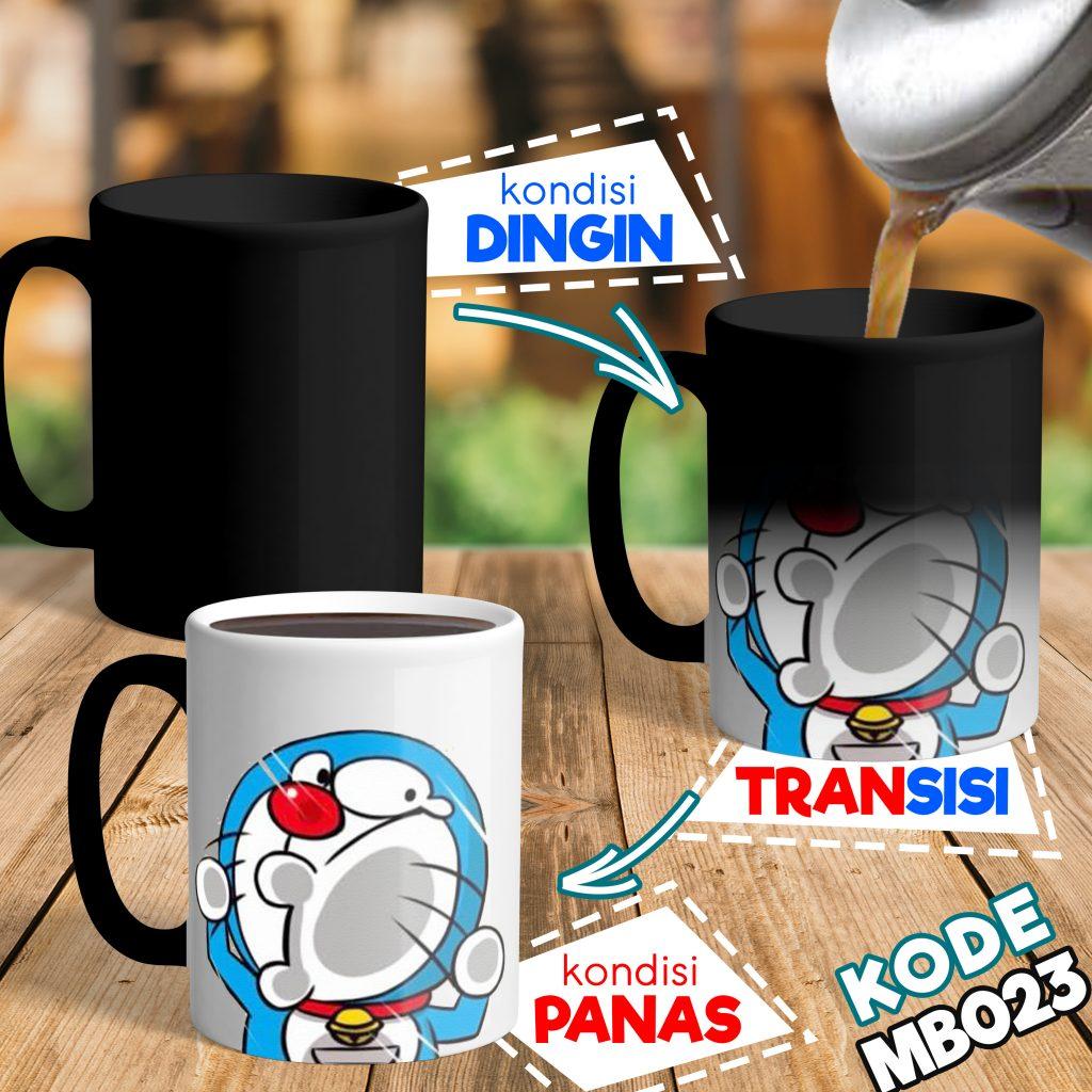 Mug Bunglon Unik Untuk souvenir Pernikahan di Tangerang Selatan
