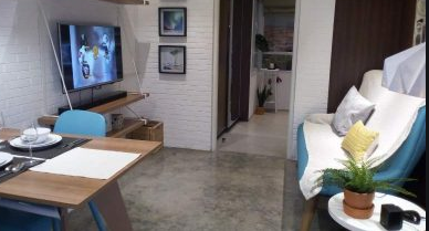 Jual Apartemen Full Electronic dan Fully Furnished di Tangerang