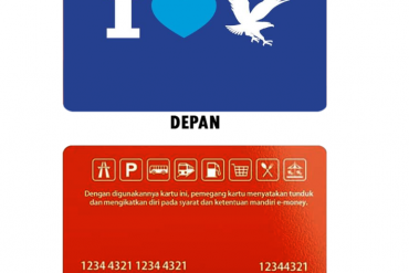 Cetak Desain Unik E-Money Online untuk Alumni di Bogor