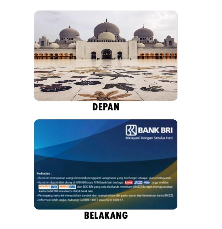 Jasa Cetak Kartu Brizzi Online untuk Komunitas di Jakarta