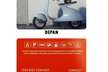 Cetak Desain Kartu E-Money untuk Alumni di Jakarta