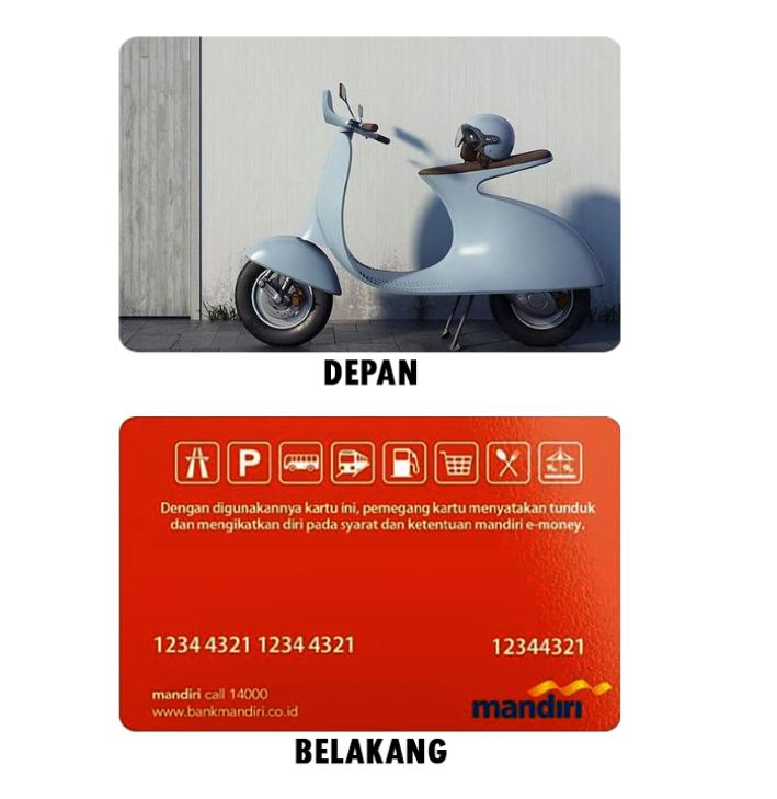 Jasa Cetak Kartu E-Money Online untuk Komunitas di Bogor