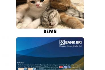 Jasa Cetak Kartu Brizzi Online untuk Komunitas di Bekasi