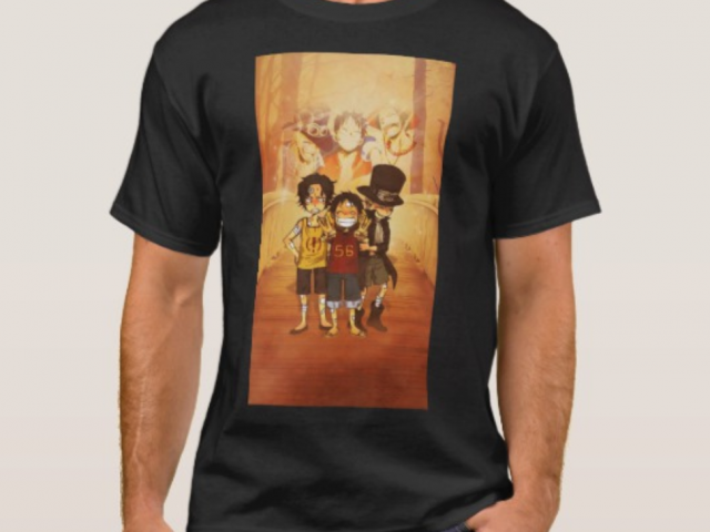 Jasa Cetak Kaos Custom Premium One Piece di Depok