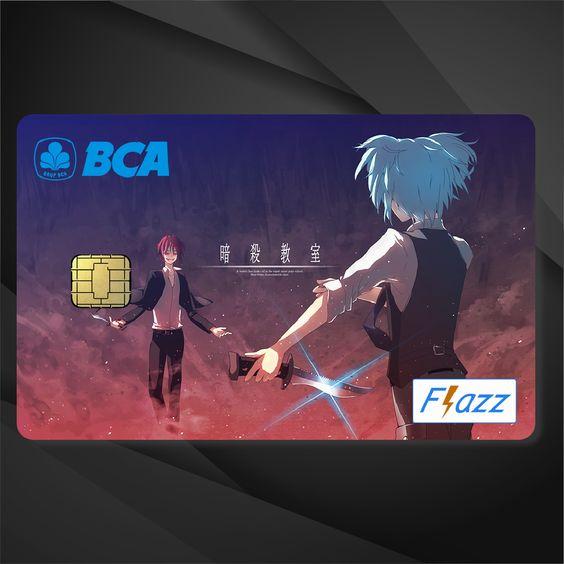 Jasa Cetak Kartu Flazz BCA dan Kartu E-Money Custom di Jakarta