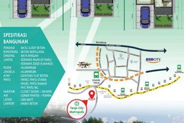 Apartemen di Lebak Bulus Jakarta Selatan Hanya 500 Jutaan