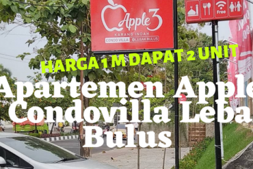 Apartemen Strategis dekat MRT Lebak Bulus Jakarta Selatan