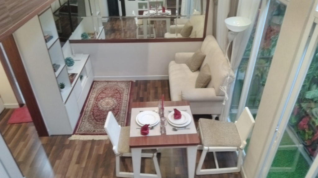 Apartemen dekat Carrefour Lebak Bulus, Apple 3 Condovilla
