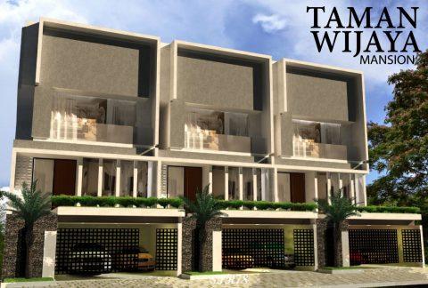 Jual Town House Cilandak Jakarta Selatan - Unit Terbatas